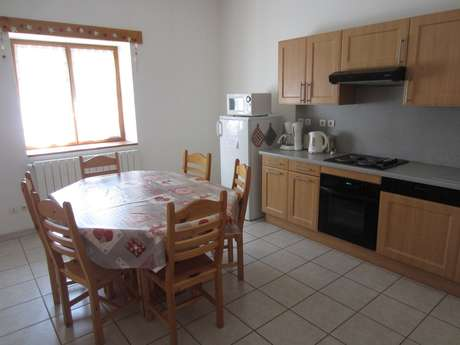 Appartement 7 pers - Roux Christian