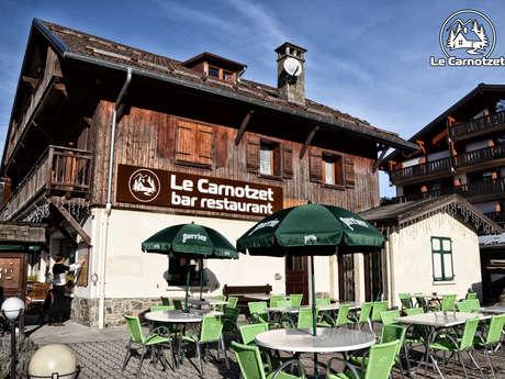 Restaurant: Carnotzet
