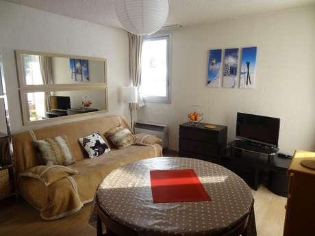 LE COTE BRUNE 2 CD1 Appartement 4 personnes