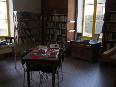 Bibliothèque de St Pierre d'Entremont