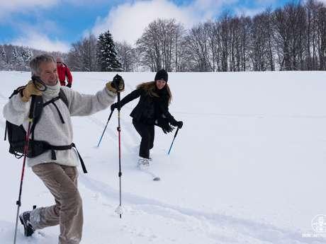 Ski-Hok : balade nature demi-journée