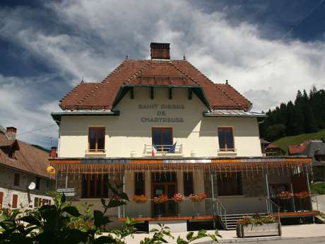 Mairie de St-Pierre-de-Chartreuse