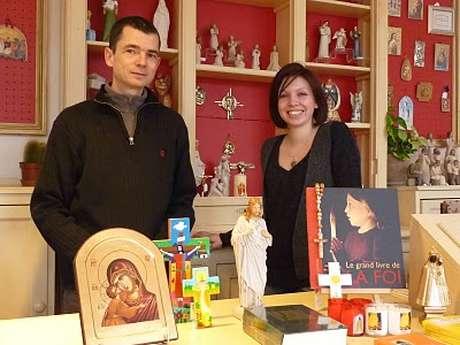 Boutique du Centre spirituel Notre Dame de Myans