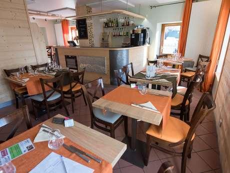 Bar Auberge des Entremonts