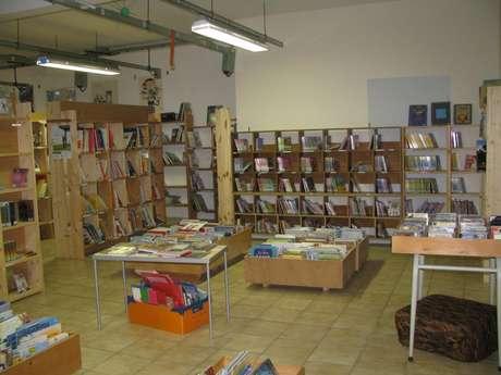 Bibliothèque d'Entremont le Vieux