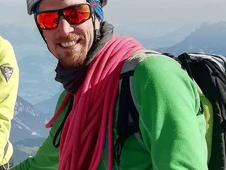 High Mountain Guide - Bastien Régis