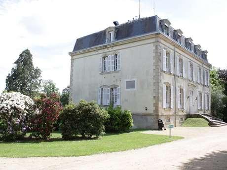 Château du Courtioux - Location de salles