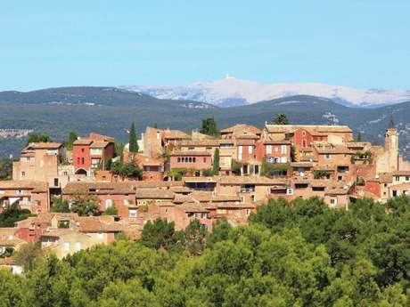 Laissez-vous guider au cœur de Roussillon