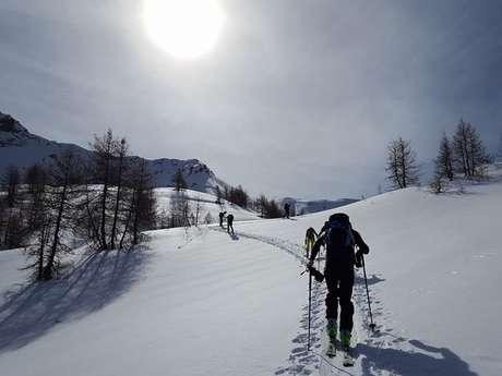 Ski de randonnée - ESF de Chaillol
