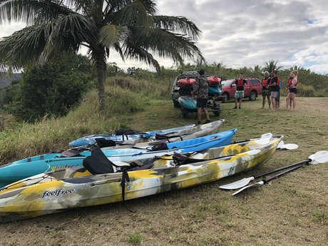 Sortie nocturne en kayak - Bourail Trip Kayak