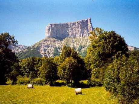 Rando-Escalade : Le Mont Aiguille avec Eric Fossard Bleu Montagne