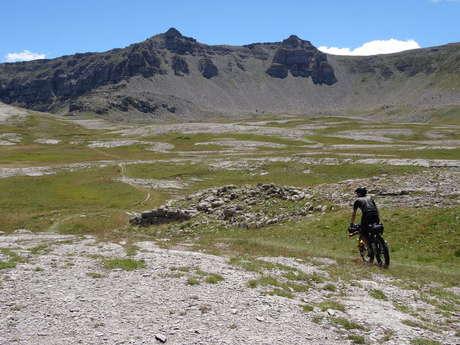 003 TransVerdon Tronçon - De Colmars-les-Alpes aux Lacs de Lignin