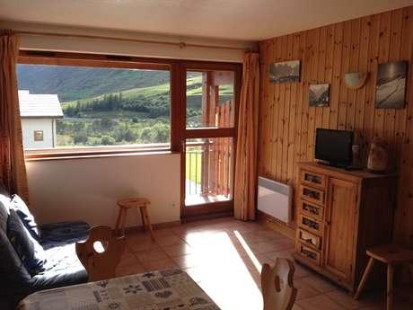 Résidence Les Balcons Des Curtious - Appartement 3 pièces cabine 6 personnes - MA8
