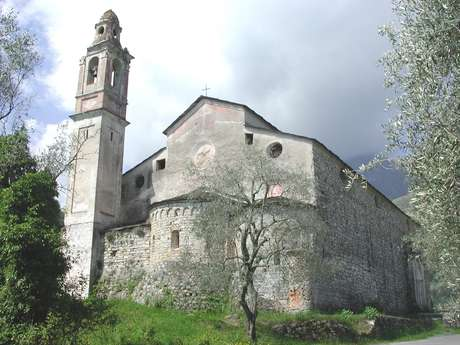Chapel Notre Dame du Mont