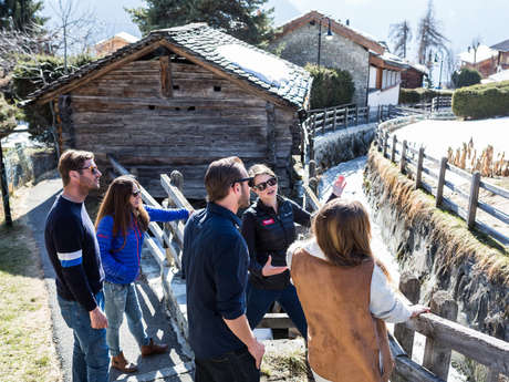 Guided tour of Verbier-Village