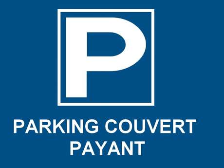 Parking couvert du Roubier