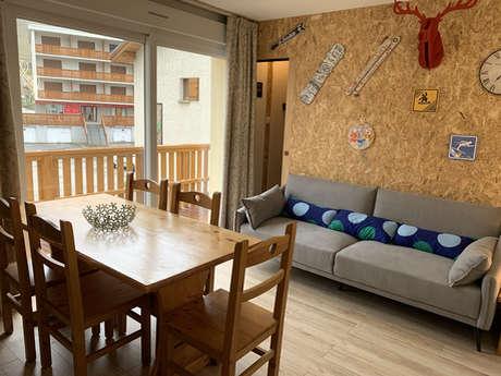 LE SURF DES NEIGES 106 Appartement 4 personnes