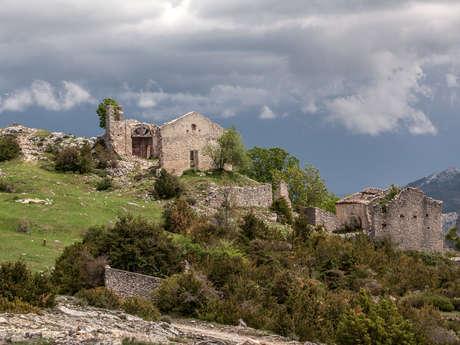 Sentier découverte de Châteauneuf-lès-Moustiers