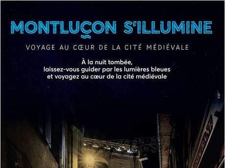 Montluçon s'illumine