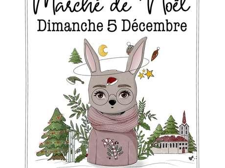 Marché de Noël à Saint Etienne de Crossey