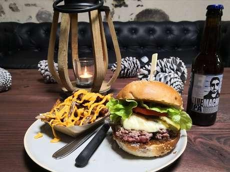 Restauration rapide : Eat'N Go - Californian Burgers