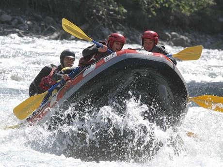 Ubaye Rafting : rafting