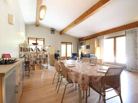 Maison Gagniere - 4 rooms 6 people - GAG001