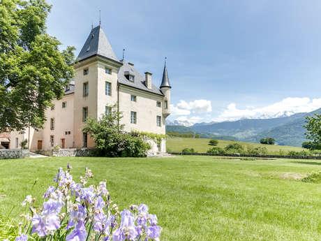 Gîte Château de Montalieu