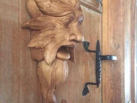 Cours de sculpture sur bois / adultes et enfants