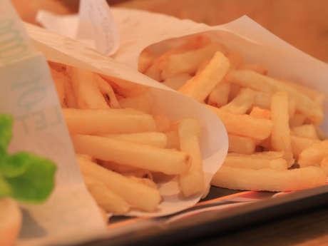 Frietkot - Friterie Belge