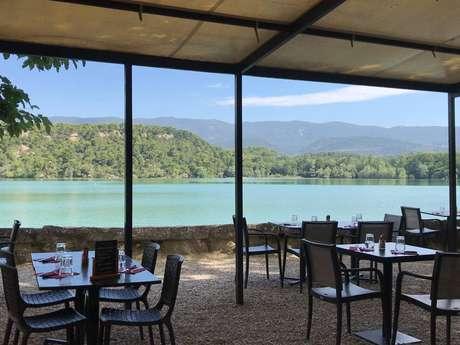 Le Café du Lac