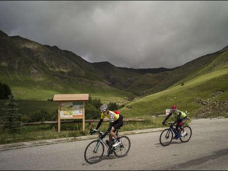 Boucle cyclotouristique des 3 Cols