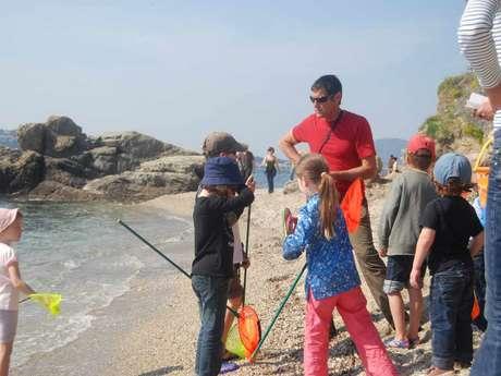 Jeune public - Les petits explorateurs du littoral - Sortie nature