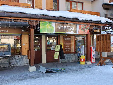 Sherpa small market