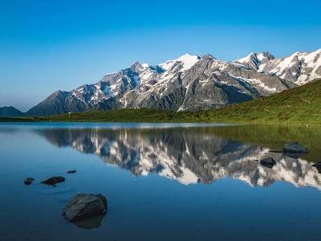 Lac de Roselette, depuis le Signal