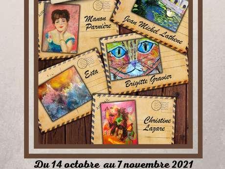 """Exposition """"Les Inattendus"""""""