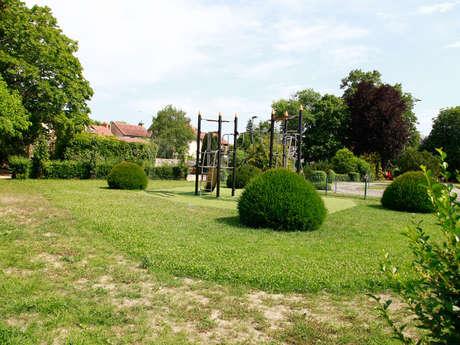 Jardin Bréda