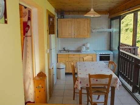 Apartment L'Aiguille