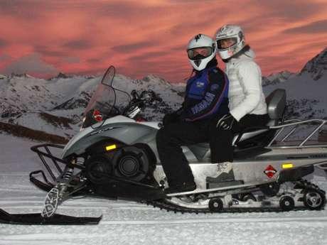 Wintersnow motoneiges