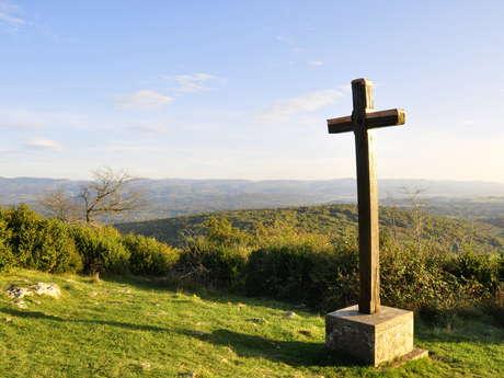 Croix de la Dent - Pelouse sèche du Revermont