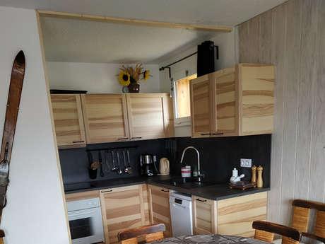 Appartement 3 pièces 7 personnes Roches Rousses A n°25