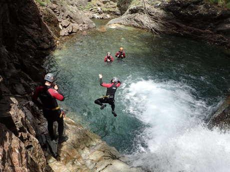 Canyon River Trip - Canyon Aventure Les Oules de Freissinière intégral