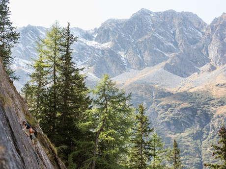 Go rock-climbing at Madzeria