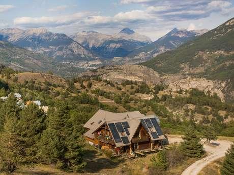 """Berghütte """"Le Pas du Loup"""""""