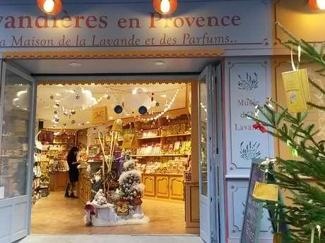 Lavandières en Provence