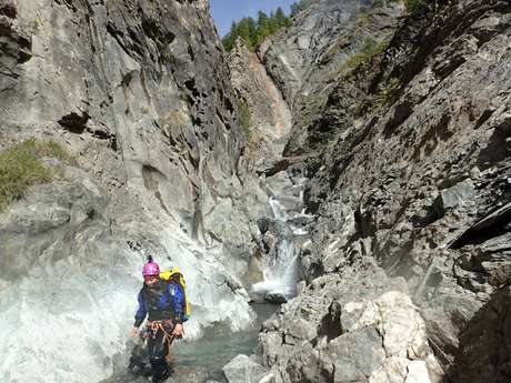 Canyon River Trip - Canyoning Aventure du Ga
