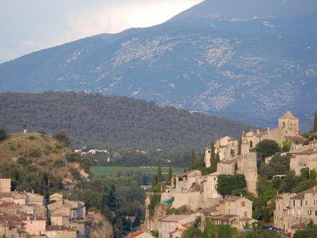 Découverte de la cité médiévale jusqu'au château