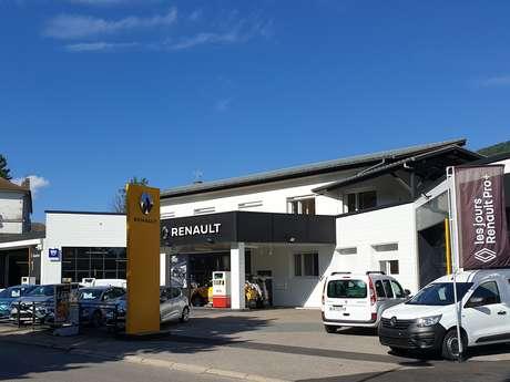 Garage Renault Discini