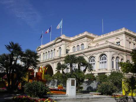 Tourist Office of the City of Menton