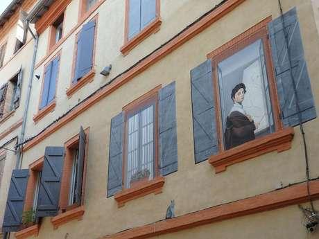 Trompe-l'oeil du Grand Montauban